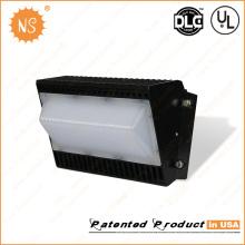 UL (E478737) Dlc Listado IP65 8000lm 80W LED Wall Packs Luz