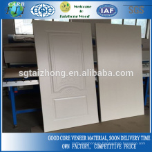 White Melamine Moulded Door