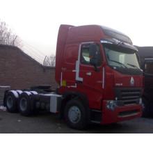 Nuevo tipo de Camión tractor Sinotruk HOWO A7 6X4 para Emiratos Árabes Unidos