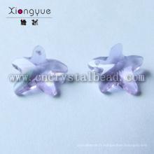 20mm forme d'étoile de mer cristal bijoux cristaux à vendre