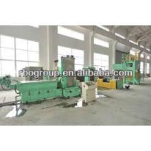 Machine de cuivre de tréfilage intermédiaire 17DS(0.4-1.8) engrenages type haute vitesse (machine à sertir broche)