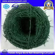 Оцинкованная стальная проволока из колючей проволоки для защитного ограждения с SGS