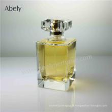 Bouteille de parfum de luxe avec capuchon Surlyn