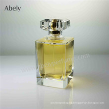 Luxury Polished Perfume Bottle with Surlyn Cap