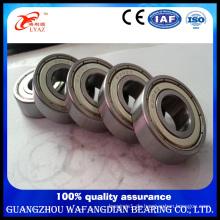 6204 Zz Rillenkugellager Hersteller für Deckenventilator