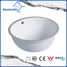 Bathroom Basin Underounter Ceramic Sink (ACB2001)