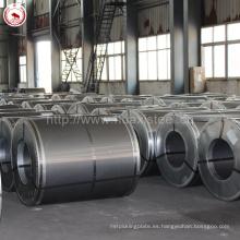 Transformador de núcleo de hierro laminado Usado Laminado en frío de acero de silicio no orientado de 0,65 mm de espesor