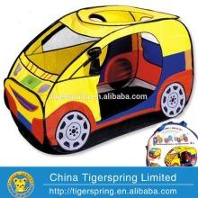 Children play tent pop up car tent kids playhouse