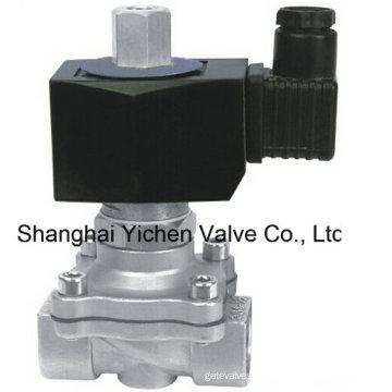 Valve électromagnétique de fil normalement ouvert de 24VDC (YC2W)