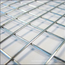 China Zhuoda Factory Galvanized Welded Wire Mesh
