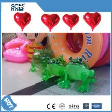 Verschiedene Design-Folie Helium Großhandel Walking Tier Ballon