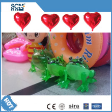 Vario diseño del helio de la venta al por mayor del globo del animal que camina