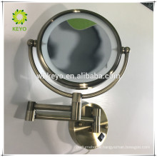 2017 trending products led makeup mirror bathroom mirror light wall mirror
