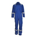Cotton Nylon 8812 fr overalls With Reflective Tape