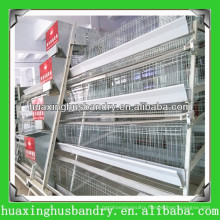 A-style galvanized chicken cage/egg laying hen cage