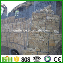 Factory Supply Hot-dip galvanized gabion baskets for sale