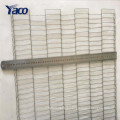 304 Stainless Steel Flat Flex Wire Mesh Conveyor Belt