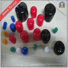 Plastic Vinyl Steel Bar End External Soft Cap (YZF-H315)