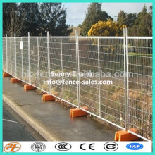 outdoor Mobile and temporary fences for events