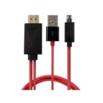 Câble Mhl à HDMI (Galaxy S4 9500)