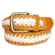 Classic Style Lady′s Fashion Weave Belt (KY1845)
