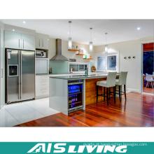 Mobília barata personalizada moderna do armário de cozinha (AIS-K412)