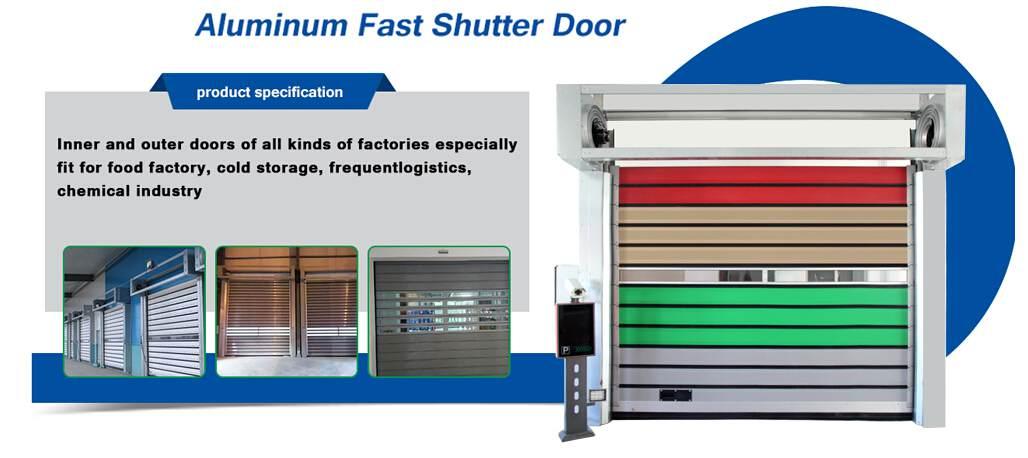 fast shutter door