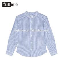 Ребенок прекрасный T-рубашка детей проветрить светло-голубые топы детей футболку