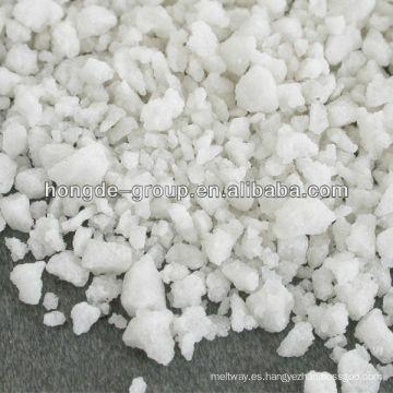 derretimiento de nieve de cloruro de sodio