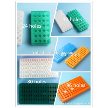 24/32/60/80/96 holes centrifuge tube racks