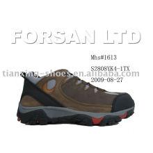 chaussures de randonneur