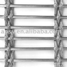 treillis métallique architectural