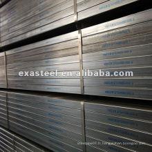Tubes carrés ASTM A500