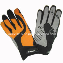 Winter imperméable à l'eau Warm Sport Full Fingers Glove-Jg12m049