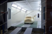 Used Car Paint Booth (CE, German Technology)