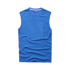Polyester Man Dry Fit Gym Vest