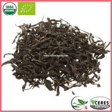 Proveedor de té negro de Gaba de Taiwán certificado orgánico