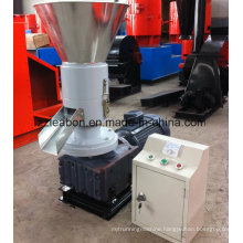 Cold Pressing Mold Paddy Straw Biomass Particles Granulator Pressing