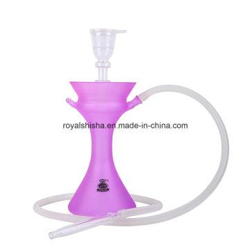 Tamanho pequeno Al Fakher Mazaya Shisha Hookah de vidro