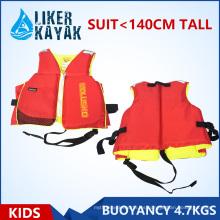 Niño / chaleco salvavidas inflable de los niños / chaleco de la flotación