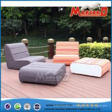 Ocio Sofá tapizado al aire libre