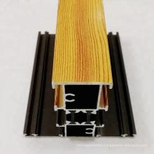 Thermal Bridge Door And Window Aluminum Profiles