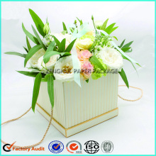 Fancy Gift Paper Flower Box