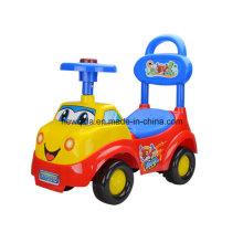 Alta qualidade torção Swing Baby Walker Car com função de freio