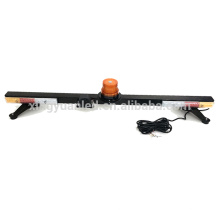 With Steering Function Brake Driving Reverse The Speaker Rotate Warning 1.2m High Mount Mining Light Bar