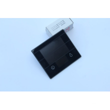 Touch Switch Panel Tempered Oven Glass