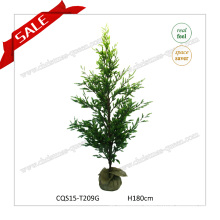 H6FT PE Plastic Home Decoration Promotion Gift Craft Christmas Tree
