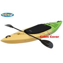 2.90mtrs Solo sentarse en Kayak recreativo