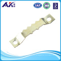 Brass Plated Photo Frame Accessories Sawtooth Hanger with Nail
