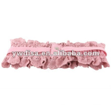 Pink Girl's Elastic Abdominal Belt
